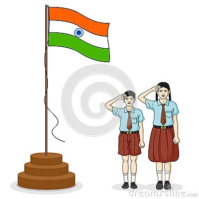 10 Lines and Long Essay on Importance of National Flag in